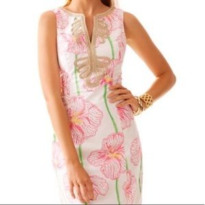 Lilly Pulitzer Clover Cup shift dress